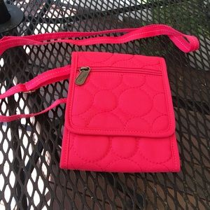 31 Pink Quilted Vary You Mini Crossbody Bag